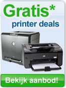 Gratis printer deals
