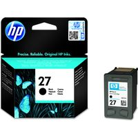 HP 27 (C8727AE) Inktcartridge Zwart