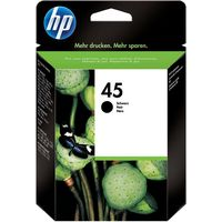 HP 45 (51645AE) Inktcartridge Zwart