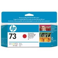 HP 73 (CD951A) Inktcartridge Rood