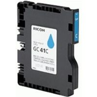 Ricoh GC-41C (405762) Inktcartridge Cyaan