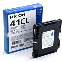 Ricoh GC-41CL (405766) Inktcartridge Cyaan