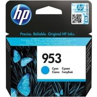 HP 953 (F6U12AE) Inktcartridge Cyaan