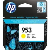 HP 953 (F6U14AE) Inktcartridge Geel