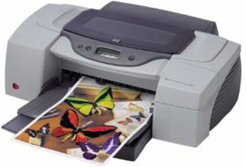 HP Color Inkjet CP 1700 PS