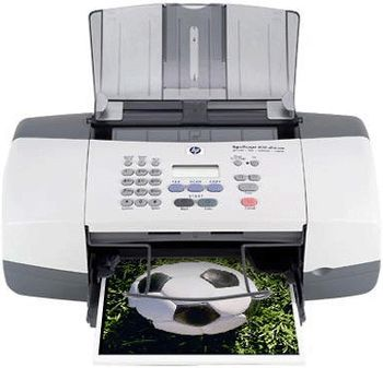 HP OfficeJet 4100