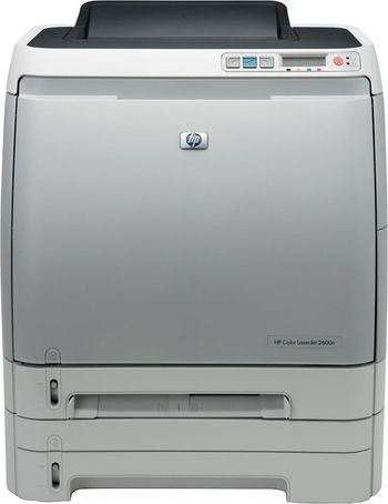 HP Color LaserJet 2600 N Laserprinter inkt / toner ...