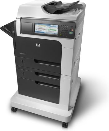 HP LaserJet Enterprise M4555 F