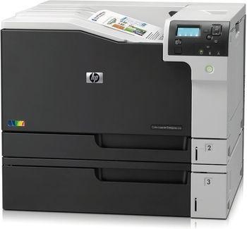 hp color laserjet enterprise m750 dn laserprinter inkt toner