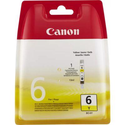 BCI-6 Y inkt, geel