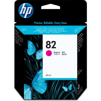 HP 82 (C4912A) Inktcartridge Magenta