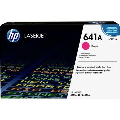 HP 641A originele magenta LaserJet tonercartridge