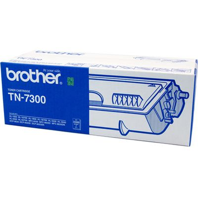 Brother TN-7300 Toner Zwart