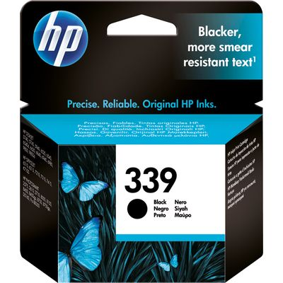 HP 339 (C8767EE) Inktcartridge Zwart