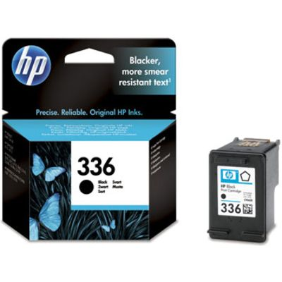 HP 336 (C9362EE) Inktcartridge Zwart