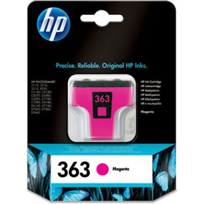 HP 363 (C8772EE) Inktcartridge Magenta