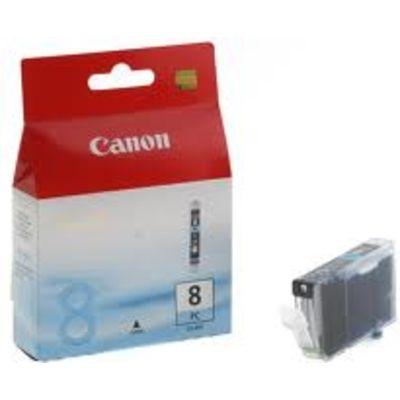 Inkcartridge Canon CLI-8PC foto blauw