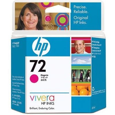 HP 72 (C9399A) Inktcartridge Magenta