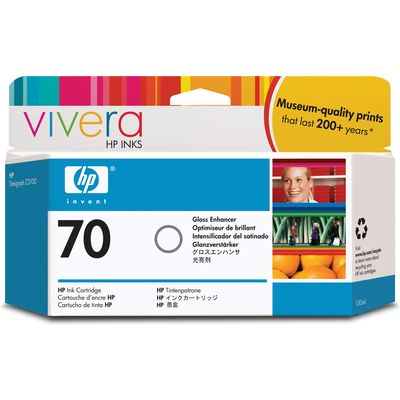 HP 70 (C9459A) Inktcartridge Gloss enhancer