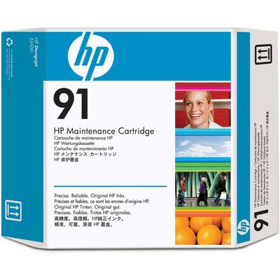 HP 91 (C9518A) Maintenance Tank
