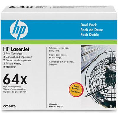 TONERCARTRIDGE HP 64X CC364XD 24K ZWART