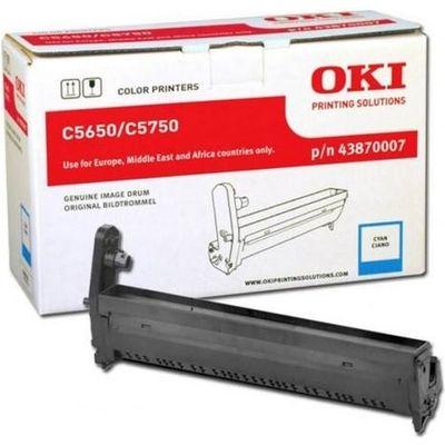 DRUM OKI 43870007 C5650 C5750 20K BLAUW