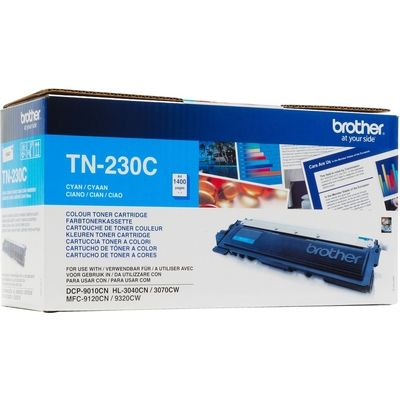 Brother TN-230C Toner Cyaan