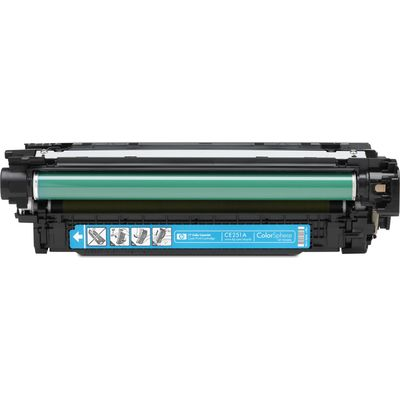 HP 504A (CE251A) Actie Toner Cyaan
