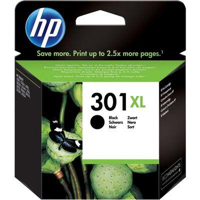 Inkcartridge HP CH563EE nr.301XL zwart HC