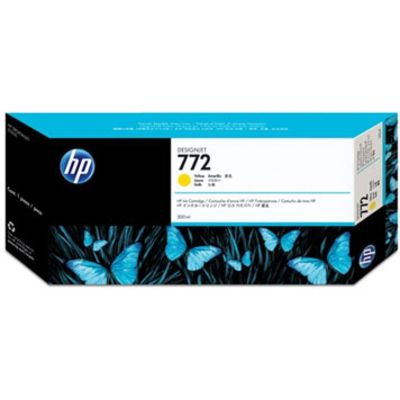 HP 772 (CN630A) Inktcartridge Geel