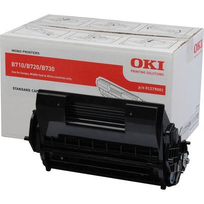 OKI Toner 01279001 Zwart