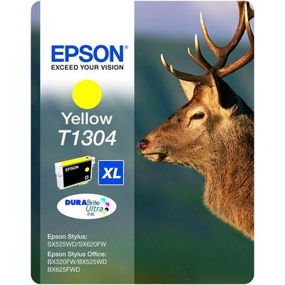 Epson T1304 10.1ml Geel
