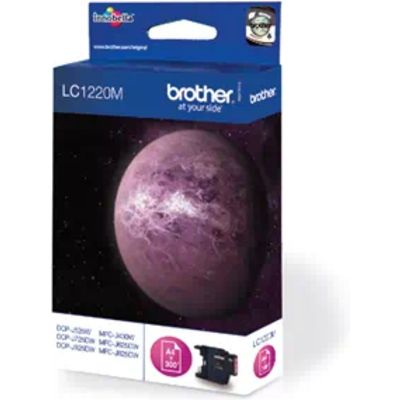 Brother LC-1220M Inktcartridge Magenta