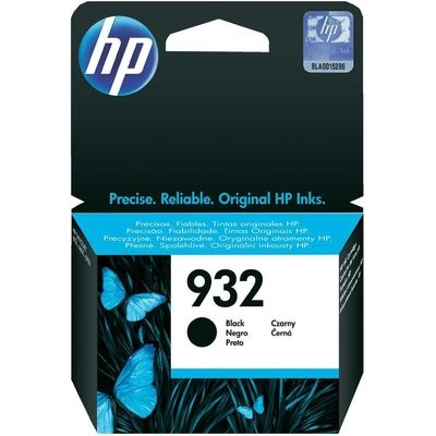 HP 932 (CN057AE) Inktcartridge Zwart