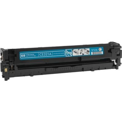 HP 128A (CE321A) Actie Toner Cyaan