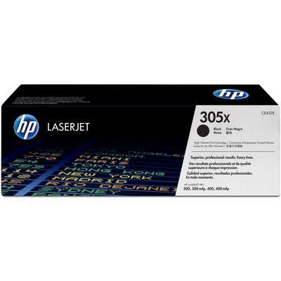 TONERCARTRIDGE HP 305X CE410X 4K ZWART
