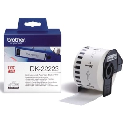 ETIKET BROTHER DK-22223 50MM THERMISCH