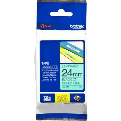 Brother TZE751 labelprinter-tape