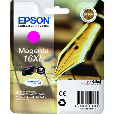 Epson T1633 6.5ml 450pagina's Magenta