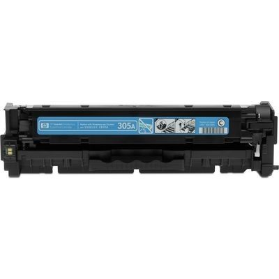 HP 305A (CE411A) Actie Toner Cyaan