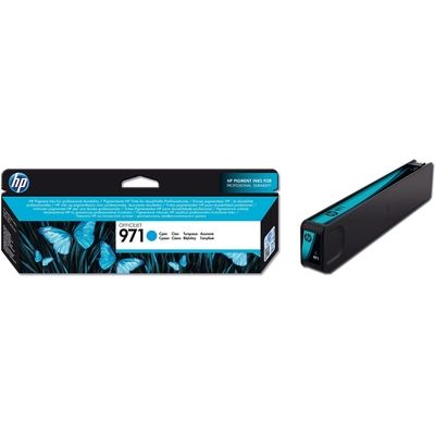 HP 971 (CN622AE) Inktcartridge Cyaan