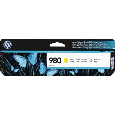 HP 980 (D8J09A) Inktcartridge Geel