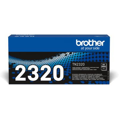 TONER BROTHER TN-2320 2.6K ZWART