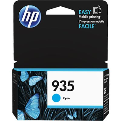 HP 935 (C2P20AE) Inktcartridge Cyaan
