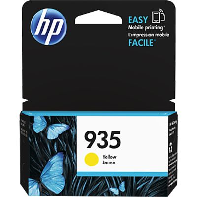 HP 935 (C2P22AE) Inktcartridge Geel