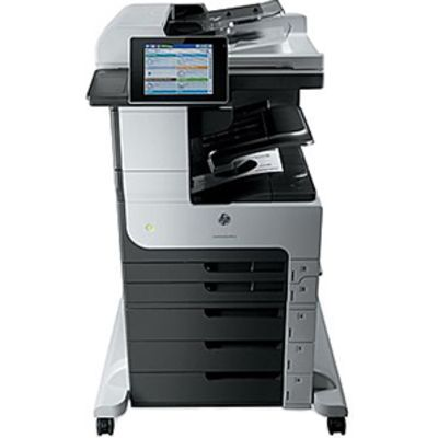 HP LaserJet Enterprise M725z+ Laser Printer