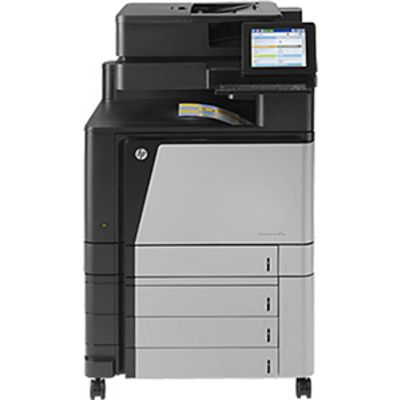 HP Color LaserJet Enterprise Flow M880z+ Laser Printer