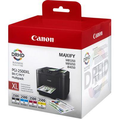 Inkcartridge Canon PGI-2500XL zwart HC