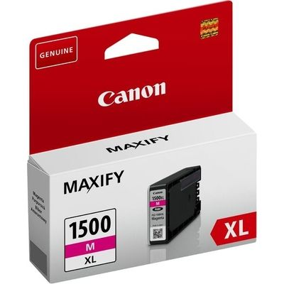 Inkcartridge Canon PGI-1500XL rood HC