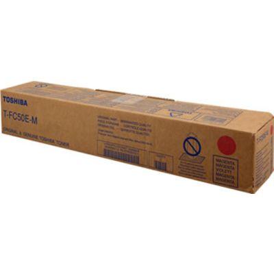 Toshiba T-FC50EM toner magenta standard capacity 1-pack (6AJ00000112)